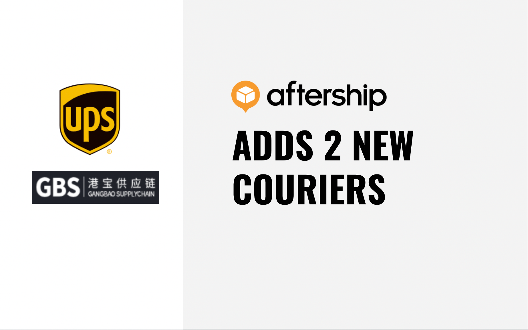 AfterShip adds 2 new couriers this week (22nd Feb 2021 to 1st Mar 2021)