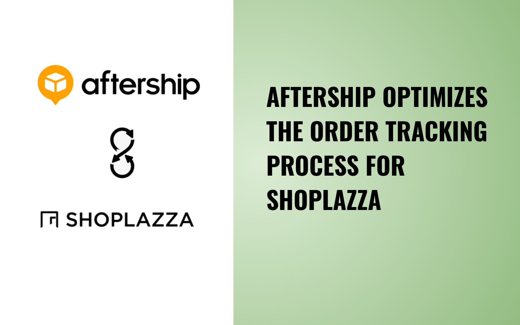 How is AfterShip Optimizing the Order Tracking Process for Shoplazza's Merchants & Their Customers?